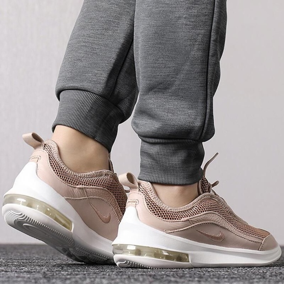 Nike Air Max Estrea Running Shoe Beige